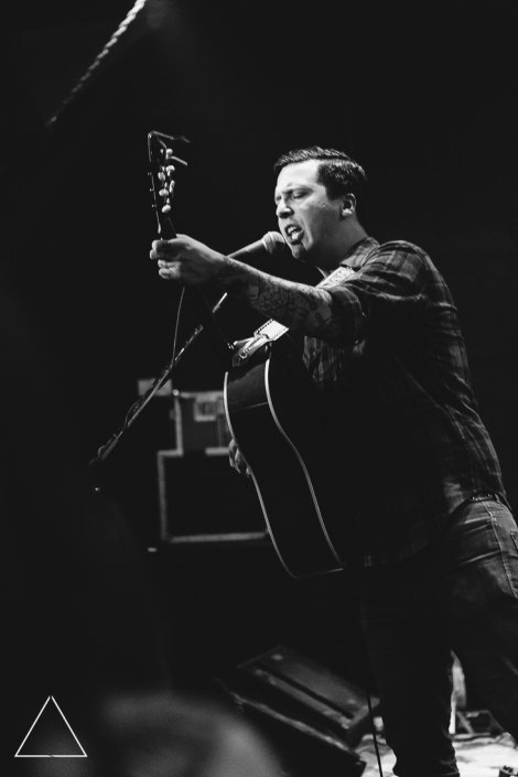 BJ Barham of American Aquarium. Photos by Landan Luna/New Slang.