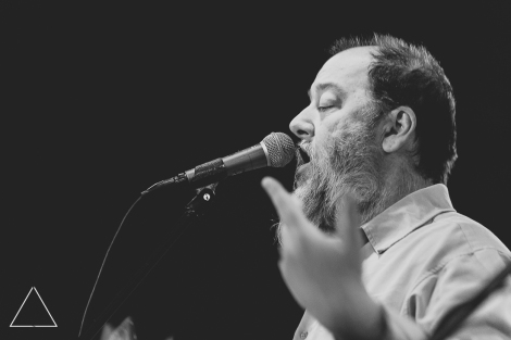 Shinyribs at The Blue Light. All photos by Landan Luna/New Slang.