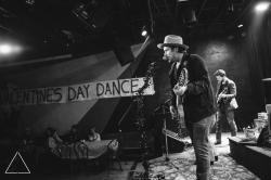 Dalton Domino & The Front Porch Family Band at Blue Light. Photo by Landan Luna/New Slang.
