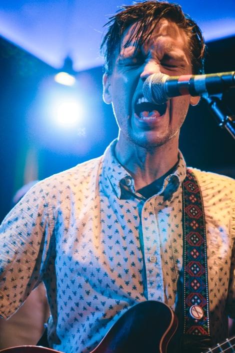 Jonathan Tyler & The Northern Lights. Photos by Landan Luna/New Slang.
