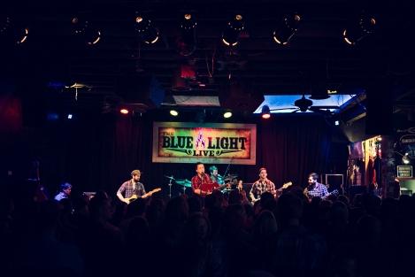 American Aquarium at Blue Light, January 16, 2015. Photo by Susan Marinello/New Slang