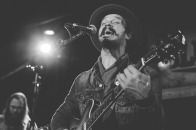 Thieving Birds at Blue Light in Lubbock, Texas on Friday, February 06. Photograph by Susan Marinello/New Slang.