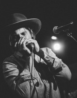 Jonathan Tyler at Blue Light in Lubbock, Texas on March 06 . Photography by Susan Marinello/New Slang.