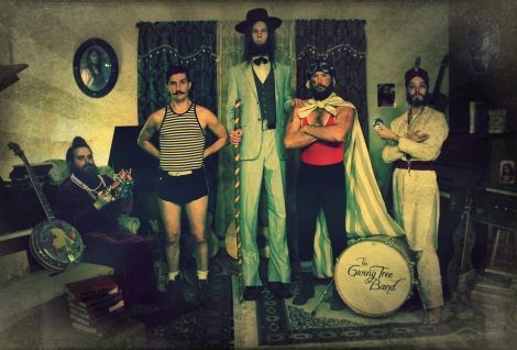 The Giving Tree Band - Circus Photo 1