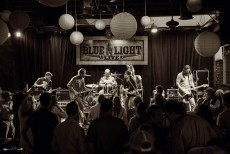 No Dry County at The Blue Light. Photograph by Susan Marinello/New Slang