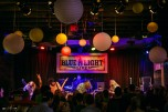 Dix Hat Band at The Blue Light. Photograph by Susan Marinello/New Slang