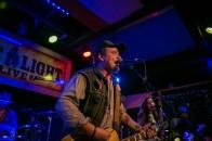 Dalton Domino at The Blue Light. Photograph by Susan Marinello/New Slang