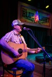 Wade Parks at The Blue Light. Photograph by Susan Marinello/New Slang