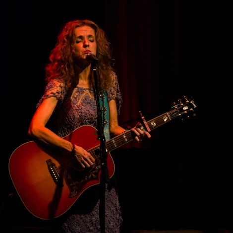 Patty Griffin at Cactus Theater. Photograph by Trace Thomas/New Slang.