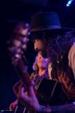 Josh Serrato at The Blue Light. Photograph by Susan Marinello/New Slang.