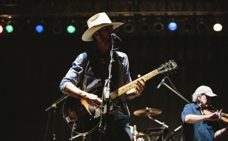Ryan Bingham. Photograph by Landan Luna/New Slang.