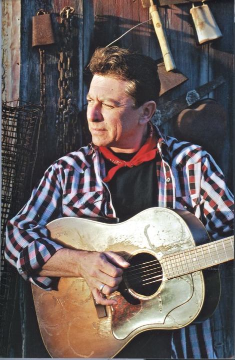 Joe Ely. Photo by Will Van Overbeek.